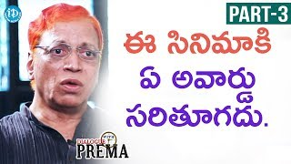 Director / Producer B Narsing Rao Interview Part #3 | Dialogue with Prema | Celebration Of Life - IDREAMMOVIES