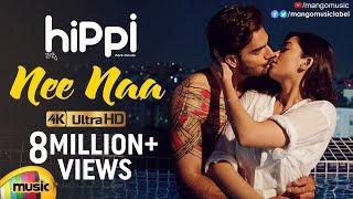 Nee Naa Full Video Song 4K   Hippi Movie Full Video Songs   Kartikeya   Digangana   Mango Music - MANGOMUSIC