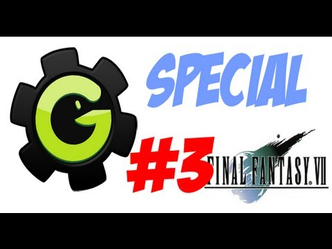 Game Maker Special - Final Fantasy VII Turn Based Combat [PART 3]