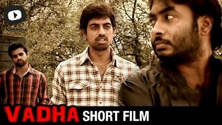 Tholi Prema Director First Film Vadha | Vadha Telugu Short Film | Venky Atluri | Khelpedia - YOUTUBE
