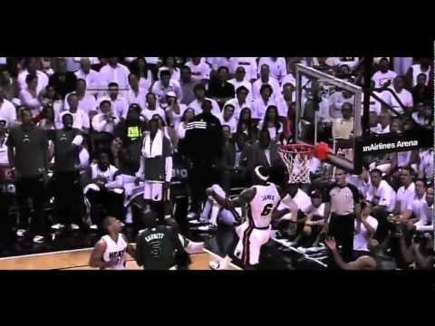 Game Entertainment: The King Rises - LeBron James 2012 Playoff Tribute
