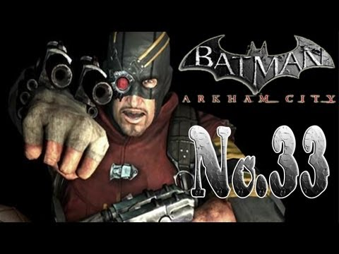 Batman arkham city - Deadshot side mission