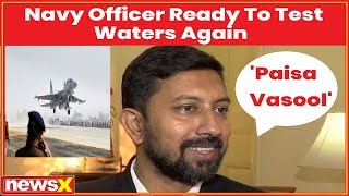 It was 'Paisa Vasool': Undeterred by injuries, Navy Officer Abhilash Tomy ready to test waters again - NEWSXLIVE