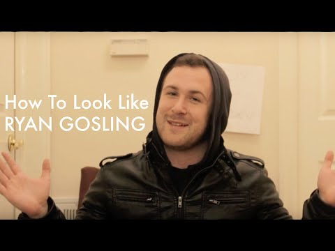How To Look Like Ryan Gosling