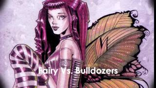 Royalty Free :Fairy vs Bulldozer