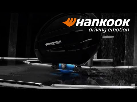 """Autoperiskop.cz  – Výjimečný pohled na auta - Inovativní jízda na pneumatikách """"Ball Pin Tyre"""", otočných o 360°"""