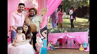 In Graphics: aishwarya and abhishek bachchan daughter aaradhya celebrates her 6th birthday - ABPNEWSTV