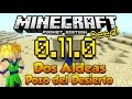 SEED POZO DEL DESIERTO - DOBLE ALDEA Y MAS - MINECRAFT POCKET EDITION 0.11.0