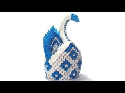 Модульное оригами - Поделки из