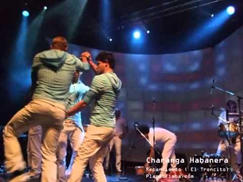 Charanga habanera - Preso de Amor ( El Trencito ) 2011 Estreno Absoluto