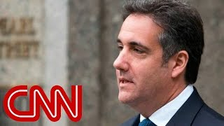 NYT: Michael Cohen gave prosecutors new information on Trump - CNN