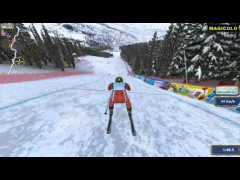 Ski Challenge 14 - My first gameplay and I really like it! Thanks Greentube! Magicolo 2014