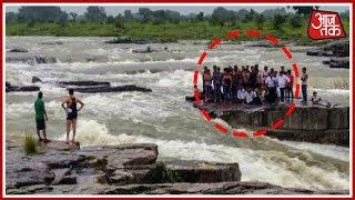 Madhya Pradesh के Shivpuri में जारी सबसे बड़ा Rescue Operation, 34 लोग फसे  सैलाब में - AAJTAKTV