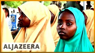 🇳🇬 Boko Haram frees dozens of abducted Nigerian schoolgirls | Al Jazeera English - ALJAZEERAENGLISH