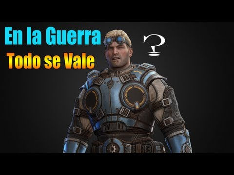 Gears of war Judgment-  En la Guerra Todo se Vale ?