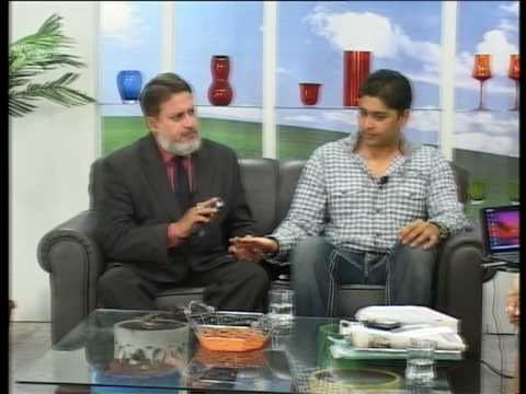 (4 of 5) Wajahat Ali Abbasi - Vibe TV Morning Show with Sabahat Bukhari