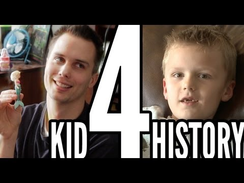 Kid History - Episode 4 - by BoredShortsTV