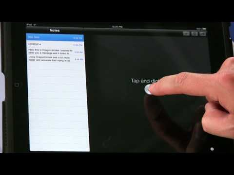 Pt. 2:  Speech Recognition on Mac, Windows, iPad and iPhone: Ep. 132