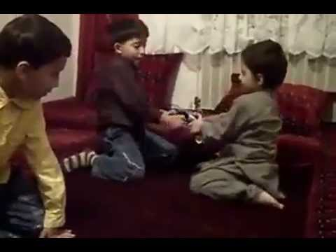 Pashto Funny Clip Very Nice Littal Child By Pashto Tang Takoor    Video Dailymotion x264