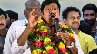 Rajendra Prasad Speech after Won in MAA Elections 2015 Press Meet - TFPC