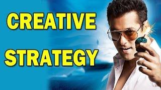 Salman Khan's creative strategy for his NGO!   Bollywood News