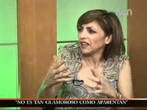 Entrevista con Fernanda Tapia - Segunda parte