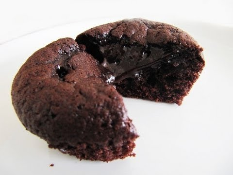 Quick Chef - Soft Centered Chocolate Cake