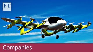 Flying taxis: the future of travel? - FINANCIALTIMESVIDEOS