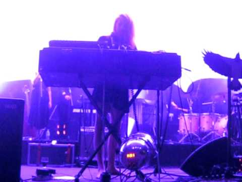Susanne Sundfør - The Brothel - live, Wrocław (25.07.2011)