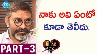 IEC Vice Chairman, MD Srinivasa Farms Suresh Rayudu Chitturi Interview Part #3 || Business Icons - IDREAMMOVIES