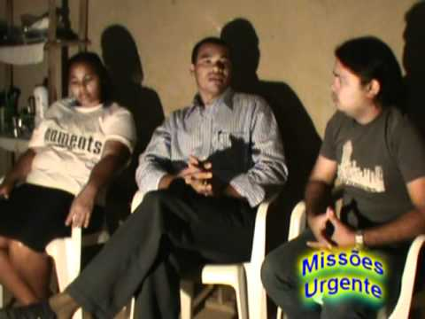 Entrevista com os missionários do povoado cajueiro-PI