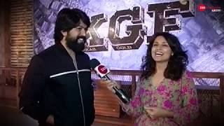 Watch: In an exclusive conversation with KGF star Yash - ZEENEWS