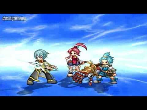 Mana Khemia 2:Fall of Alchemy - True Final Boss Battle: Light Mana (Part 1/5)