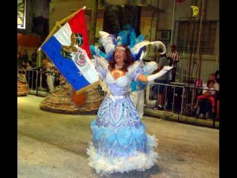 Samba Campeão 2010,  Águias , Chqiuinho Danny Itaqui RS