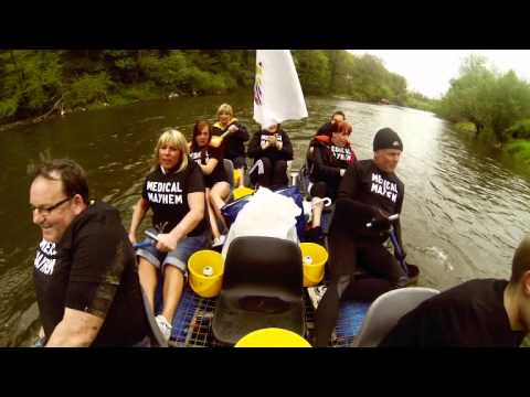 Charity Raft Race - Arley, Stourport
