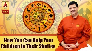 GuruJi Parenting tips: Here's how you can help your children in their studies - ABPNEWSTV