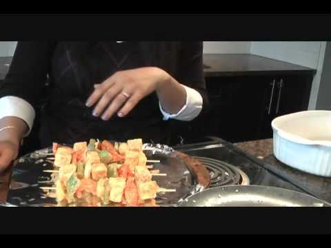 Very Simple Paneer Tikka recipe