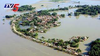 Heavy Rain in Bangalore | Floods In Bihar | TV5 News - TV5NEWSCHANNEL