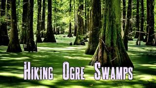 Royalty Free :Hiking Ogre Swamps