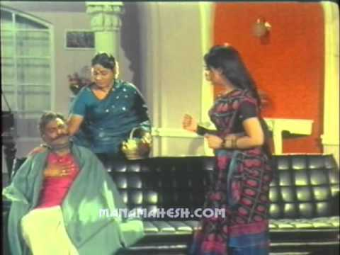 Devudu Chesina Manushulu (1973) --Telugu Full Movie Part-10 MANAMAHESH.COM