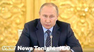 Putin's Purge & Rodeo Cool Boys: VICE News Tonight Full Episode (HBO) - VICENEWS