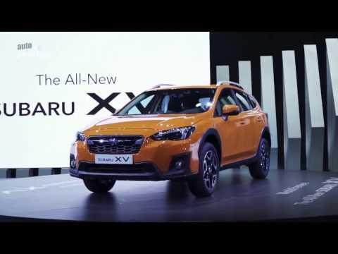 Autoperiskop.cz  – Výjimečný pohled na auta - VIDEO – Subaru XV – Ženeva 2017