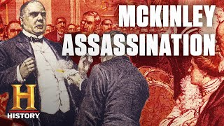 How the Assassination of McKinley Gave Birth to the Secret Service | History - HISTORYCHANNEL