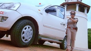 Police Patas Introduction Scene | Ayesha Habib | Latest Telugu Movies - TFPC
