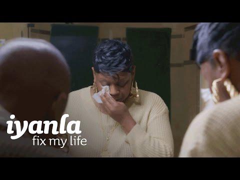 Neffeteria's Powerful No-Makeup Moment   Iyanla: Fix My Life   Oprah Winfrey Network