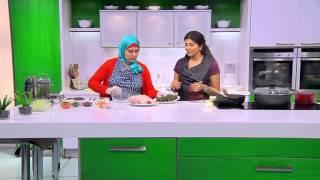 بالفيديو.. سلطة الحمص مع الخضراوات من الشيف رانيا الجزار