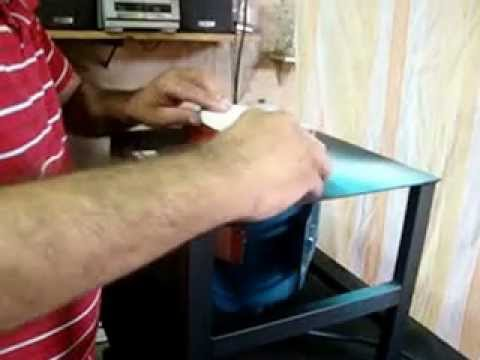 Fresa Lateral de Chinelos AleMaq !