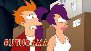 FUTURAMA | Season 8, Episode 2: A Sensitive Alien Space Giant | SYFY - SYFY