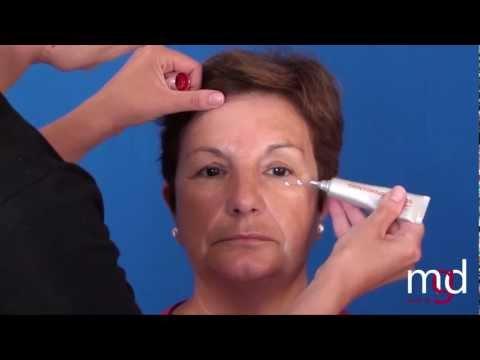 Maquillaje de noche para pieles maduras