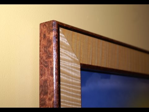 80 - How to Build a Wooden Picture Frame